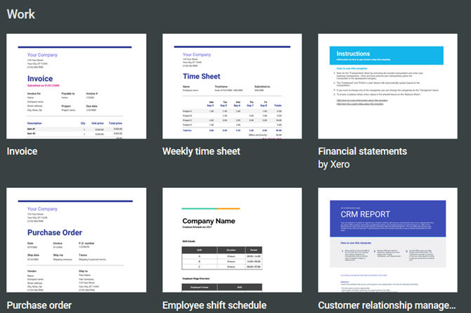4 Ways to Find the Best Google Sheets Templates | Ysdreviews