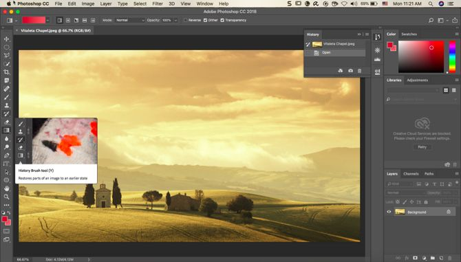 Learn the Photoshop Interface