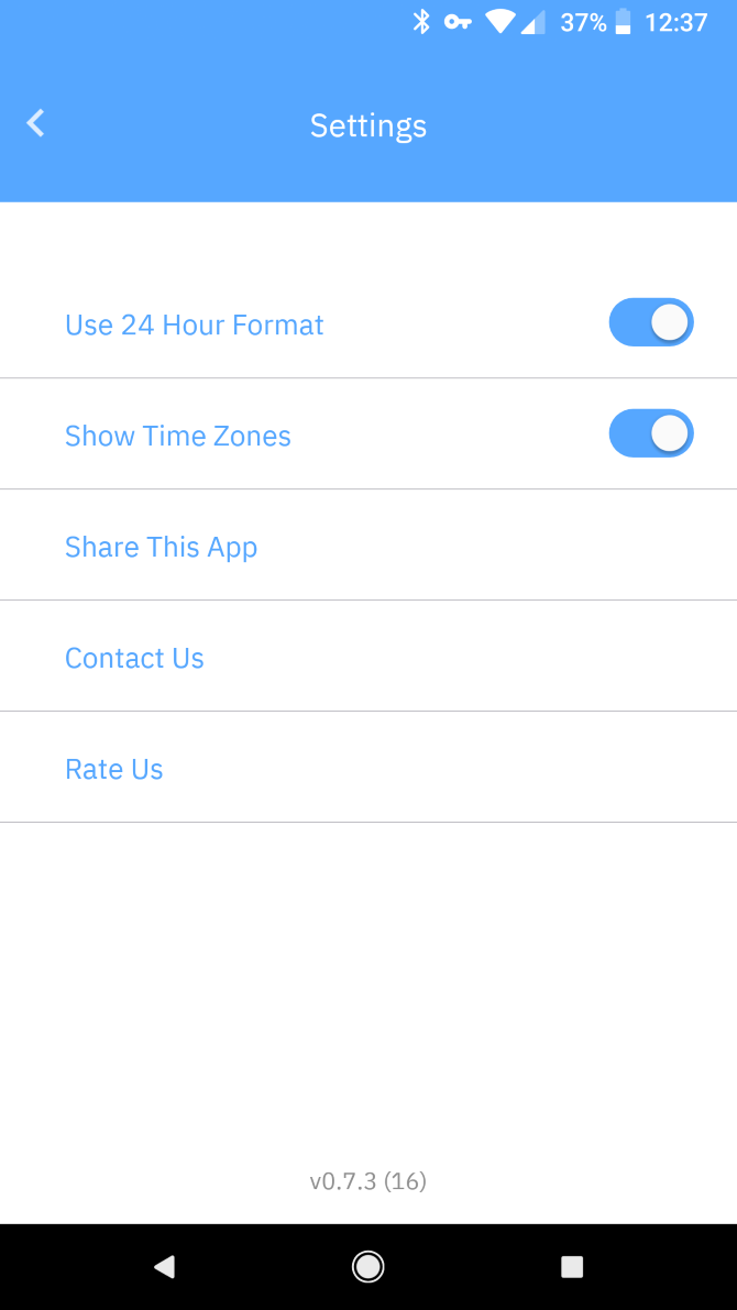 PolyTime Is the Best Time Zone Conversion App for Multiple