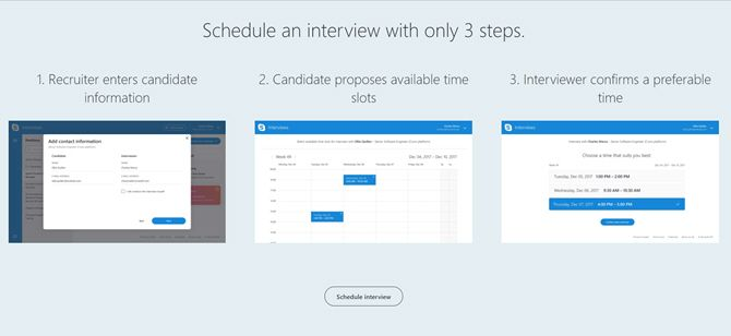 3 Recent Features That May Get You Using Skype Again Skype Interview Scheduler