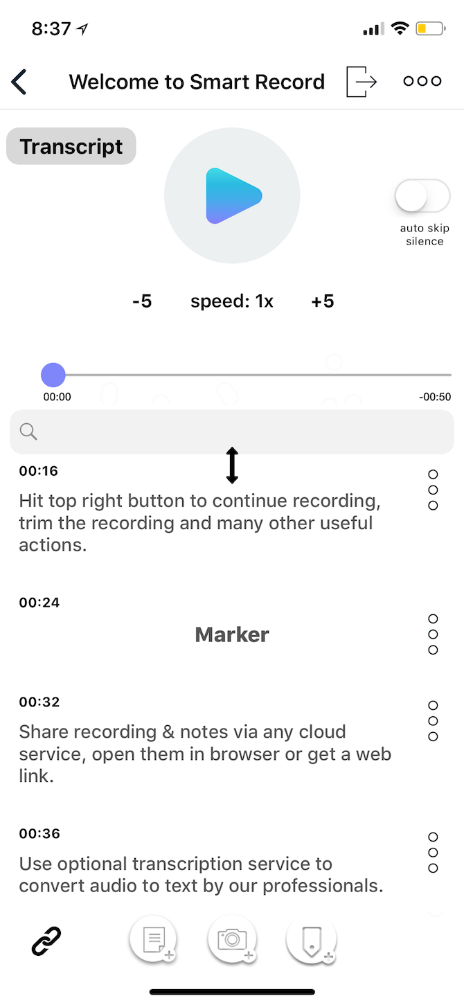 5 Feature-Rich iPhone Voice Recorder Apps