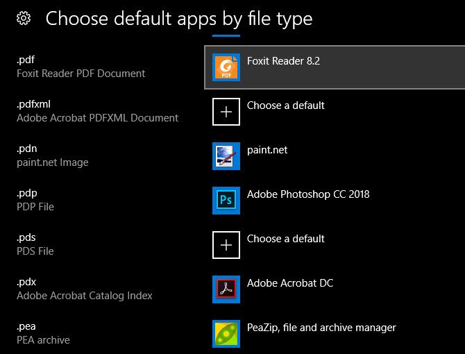 How to Check and Reset File Associations in Windows 10