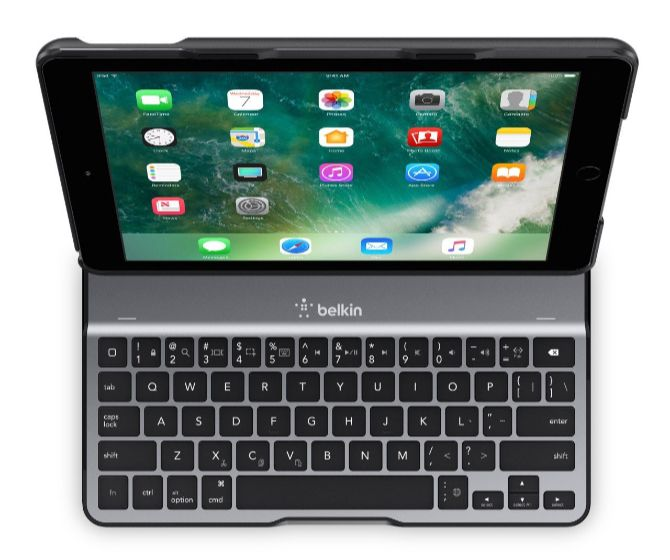 Belkin Qode Ultimate Lite 2018 iPad Keyboard Case