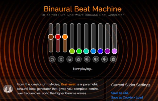 Apps You Can't Live Without - binaural beat machine