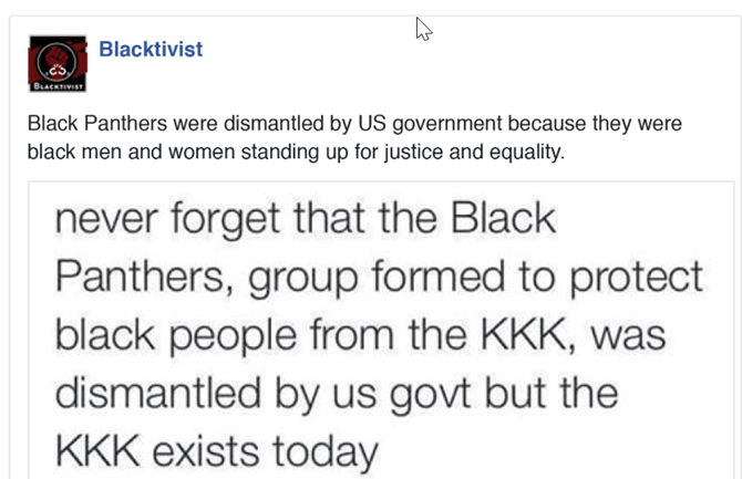 Russian agents facebook twitter tweet - blacktivist