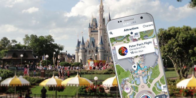 6 Disney World and Disneyland Apps for Magical Vacations