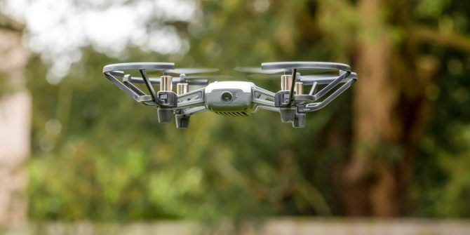 DJI Tello: The Cutest Little Drone Ever, and Only $99