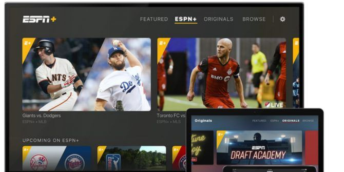 Disney Launches ESPN+ for Cord-Cutting Sports Fans
