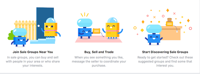 facebook sale groups