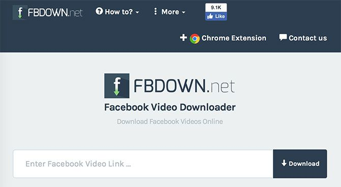 How To Download Your Entire Facebook History Makeuseof