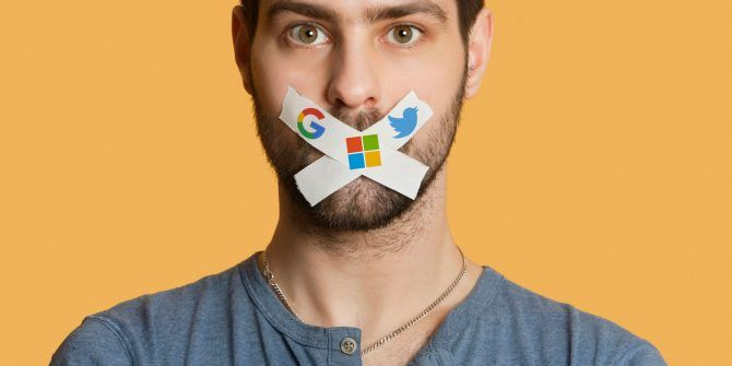 3 Popular Online Services to Avoid If You Value Free Speech