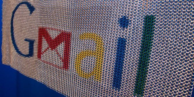 The New Gmail Helps Keep Your Inbox Organized