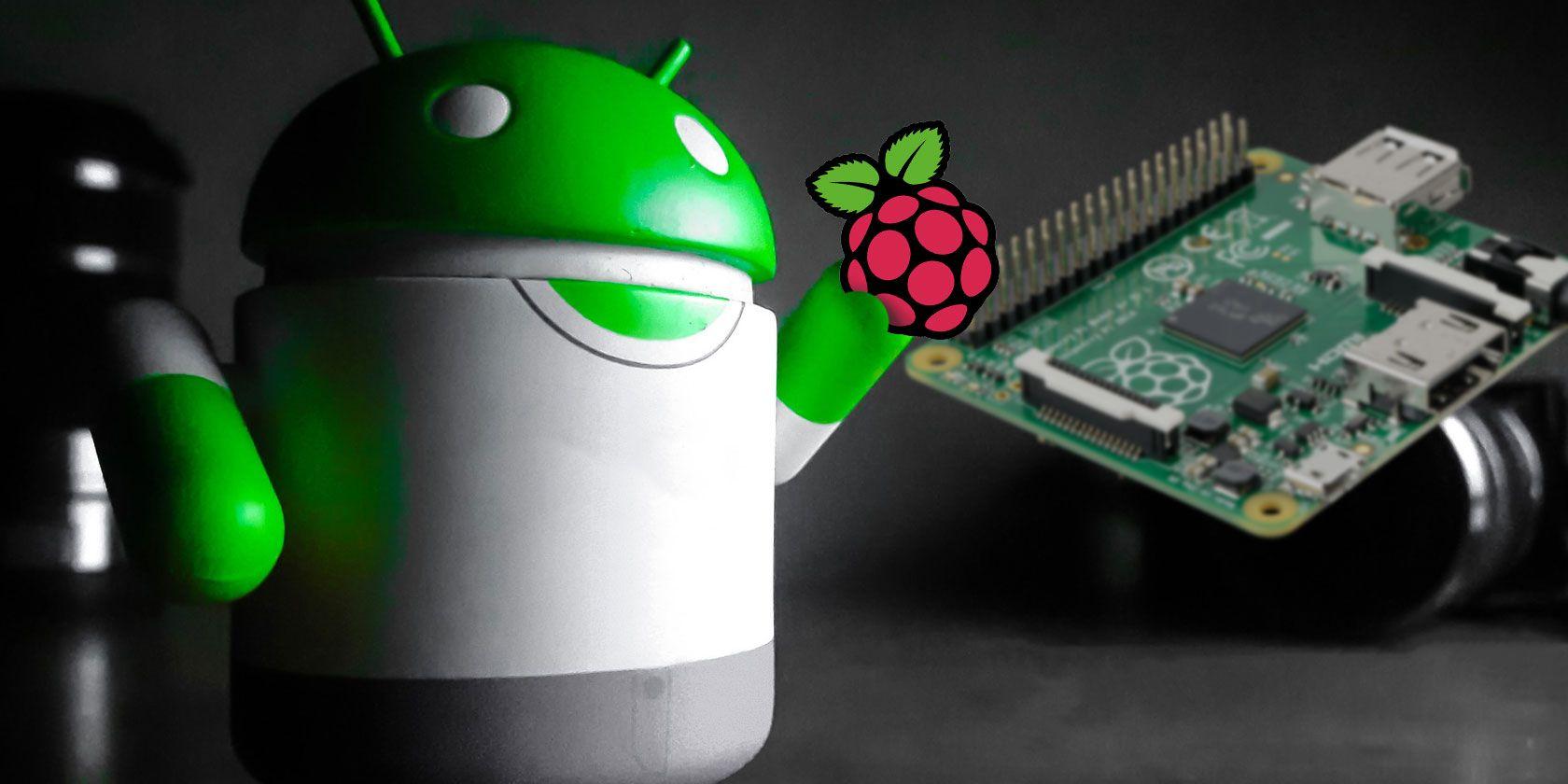 install-android-raspi