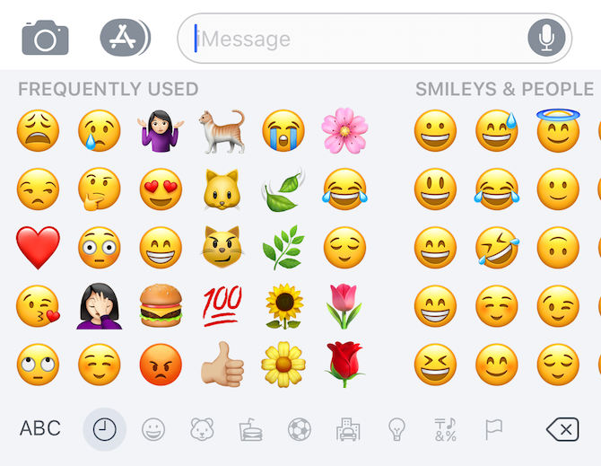 how to unlock the hidden iphone emoji keyboard and the best