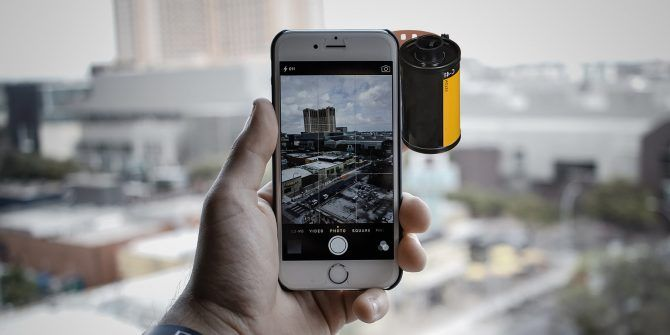 5 IPhone Camera Apps That Behave Like Film Cameras