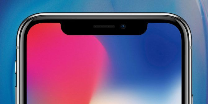 The Story Of Iphone X S Notch And How It S Influencing Phone