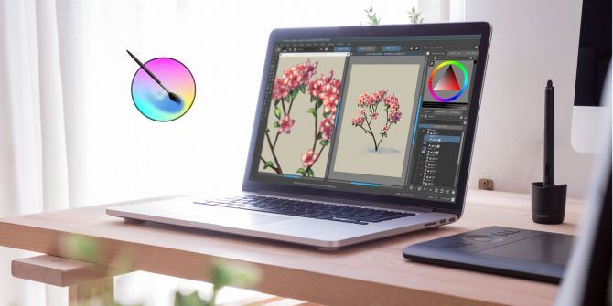 Krita Is the Free GIMP Alternative You Should Be Using