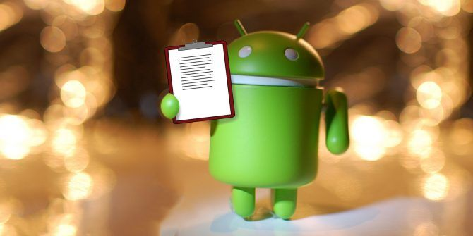 How to Manage the Clipboard on Android