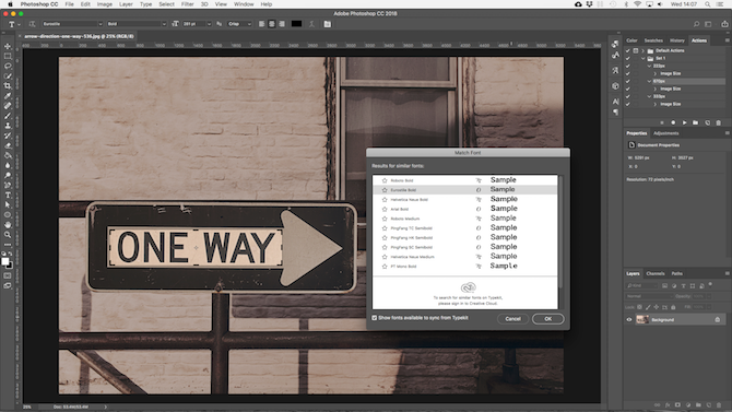 how to make your own text font in photoshop