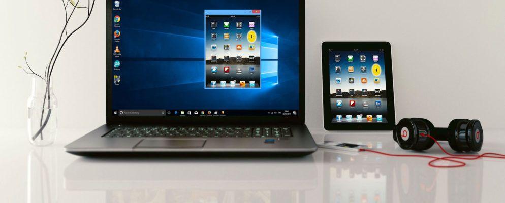 So spiegeln Sie einen iPhone- oder iPad-Bildschirm auf einem Windows-PC