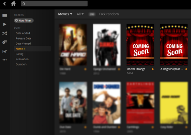 plex plugins for power users - theatertrailers