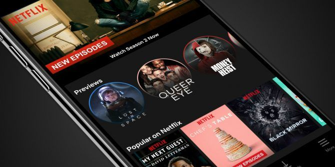 Netflix Launches Short Video Previews on Mobile