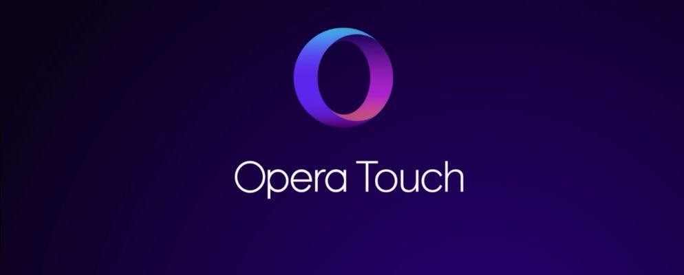 Opera Touch ist ein neuer einhändiger mobiler Browser