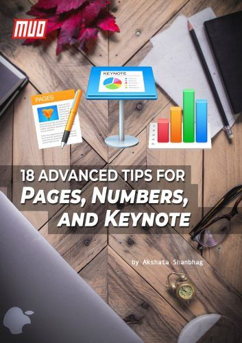 18 Advanced Tips for Pages, Numbers, and Keynote