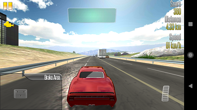 Racers Vs Cops Game