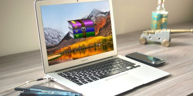 How to Open and Extract RAR Files on Mac