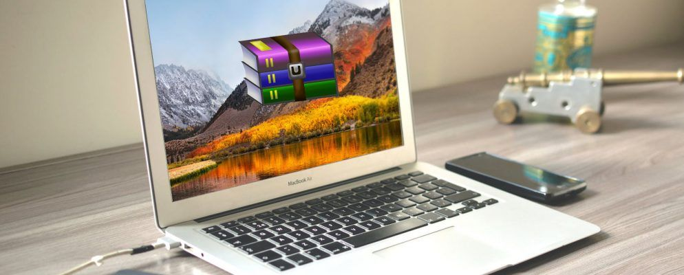 run rar on mac