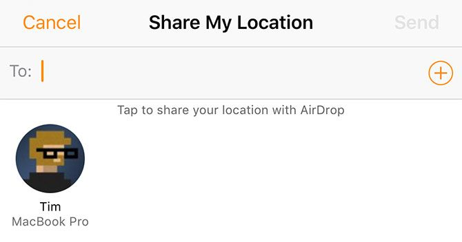 track iphone location - Share Location with Find my Friends