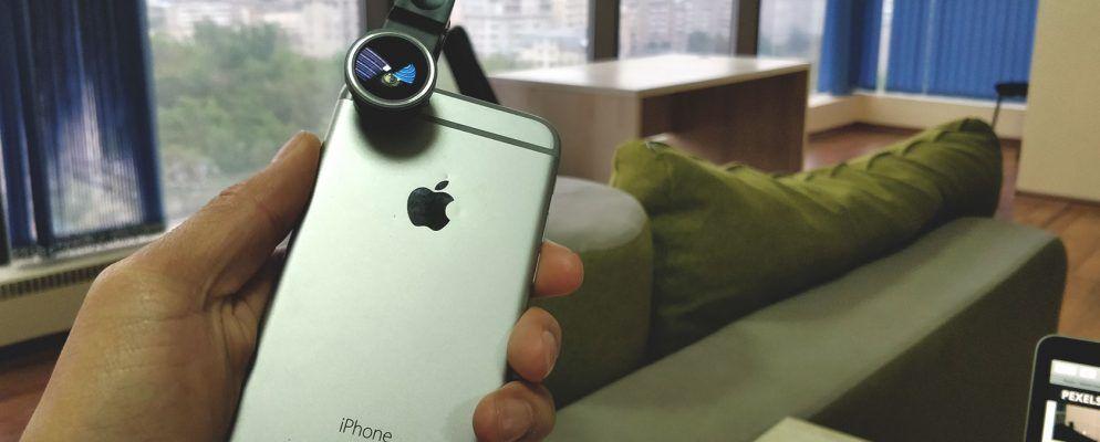 Sind Smartphone-Kameraobjektive einen Kauf wert?