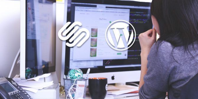 Squarespace vs. WordPress: Which One Is Right for You?
