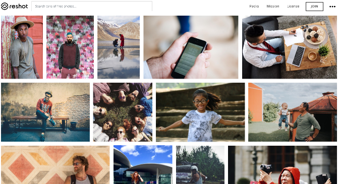 lesser-known free stock image sites