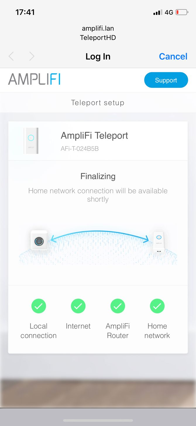 AmpliFi Teleport Makes Your Own Secure VPN (Review and Giveaway)