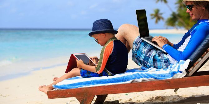 6 Ways to Make Vacations More Fun Using Technology