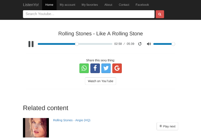 Listen to Music on YouTube? You Need These 5 Sites and Extensions