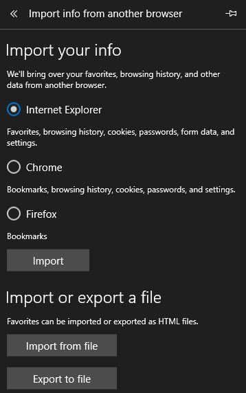 import bookmarks firefox