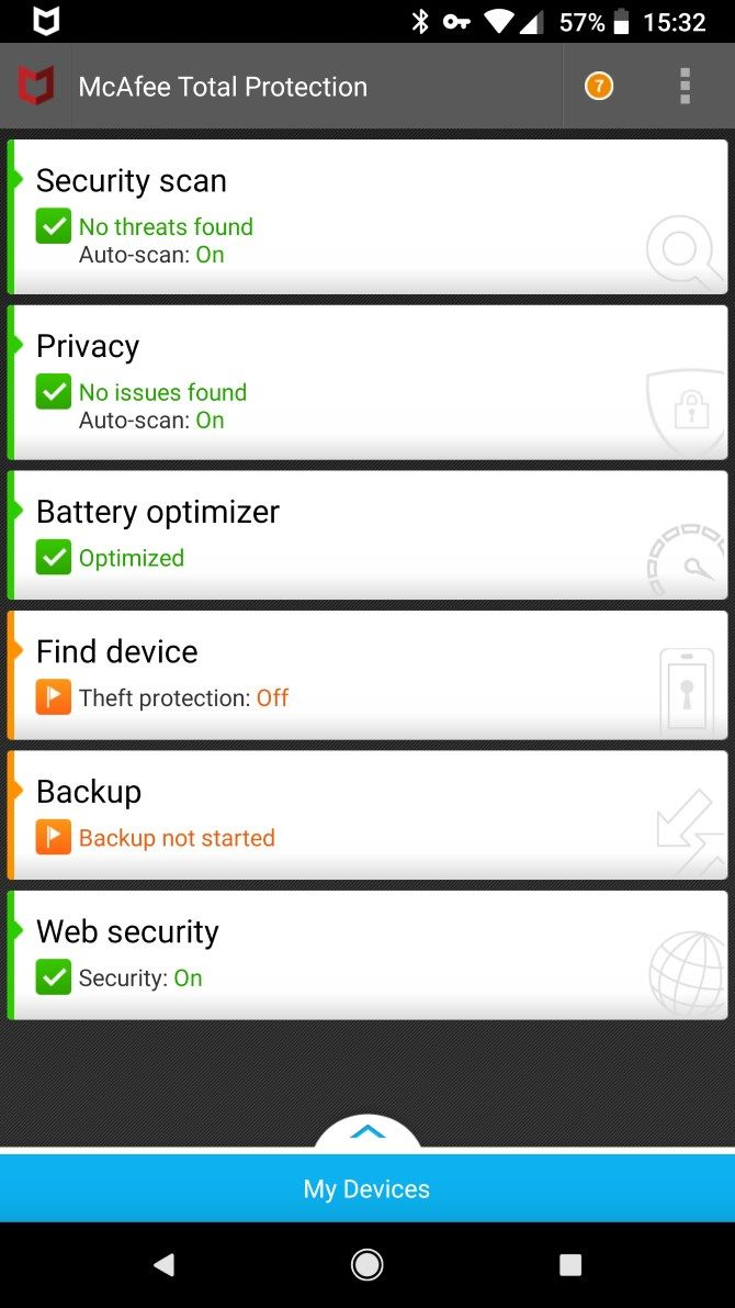 McAfee Total Protection: The Complete Security Package for