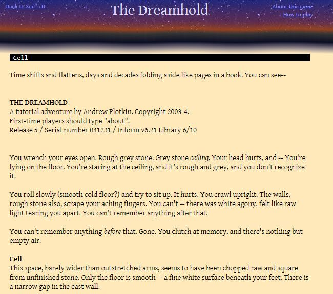 5 Text-Based Adventure Games You Can Play in Your Browser