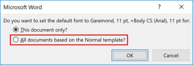How to Change the Default Fonts in Word and Google Docs Word Font 3 e1526931508344