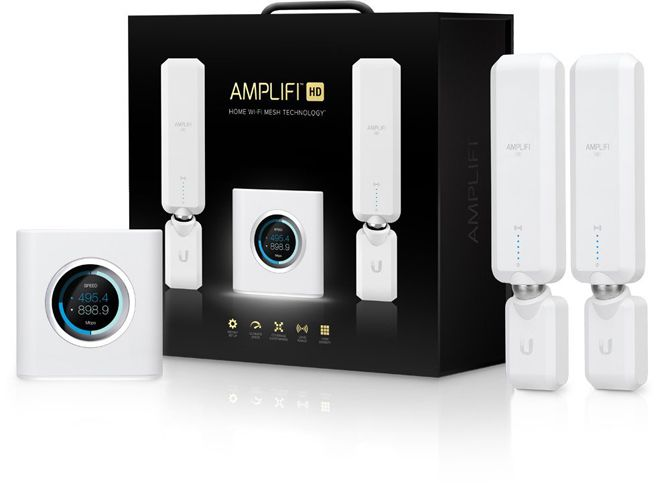 apple airport alternatives - AmpliFi HD