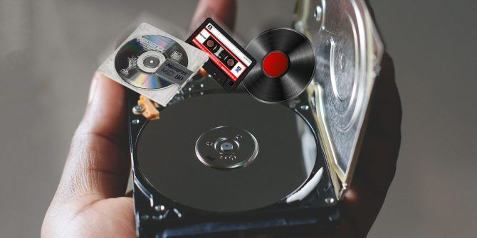 How to Convert CDs, Cassettes, and MiniDiscs to MP3