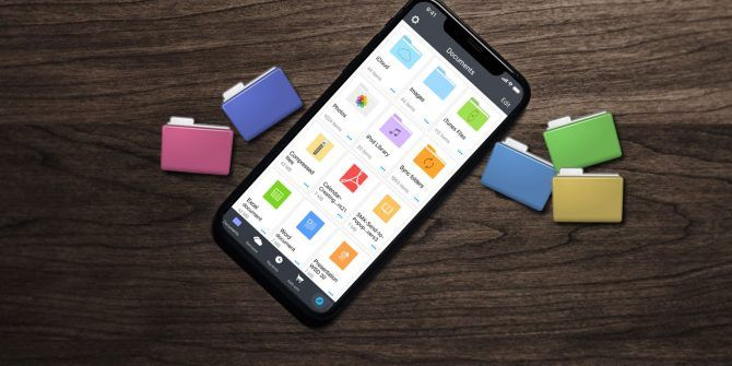 The 5 Best File Manager Apps for iPhones and iPads