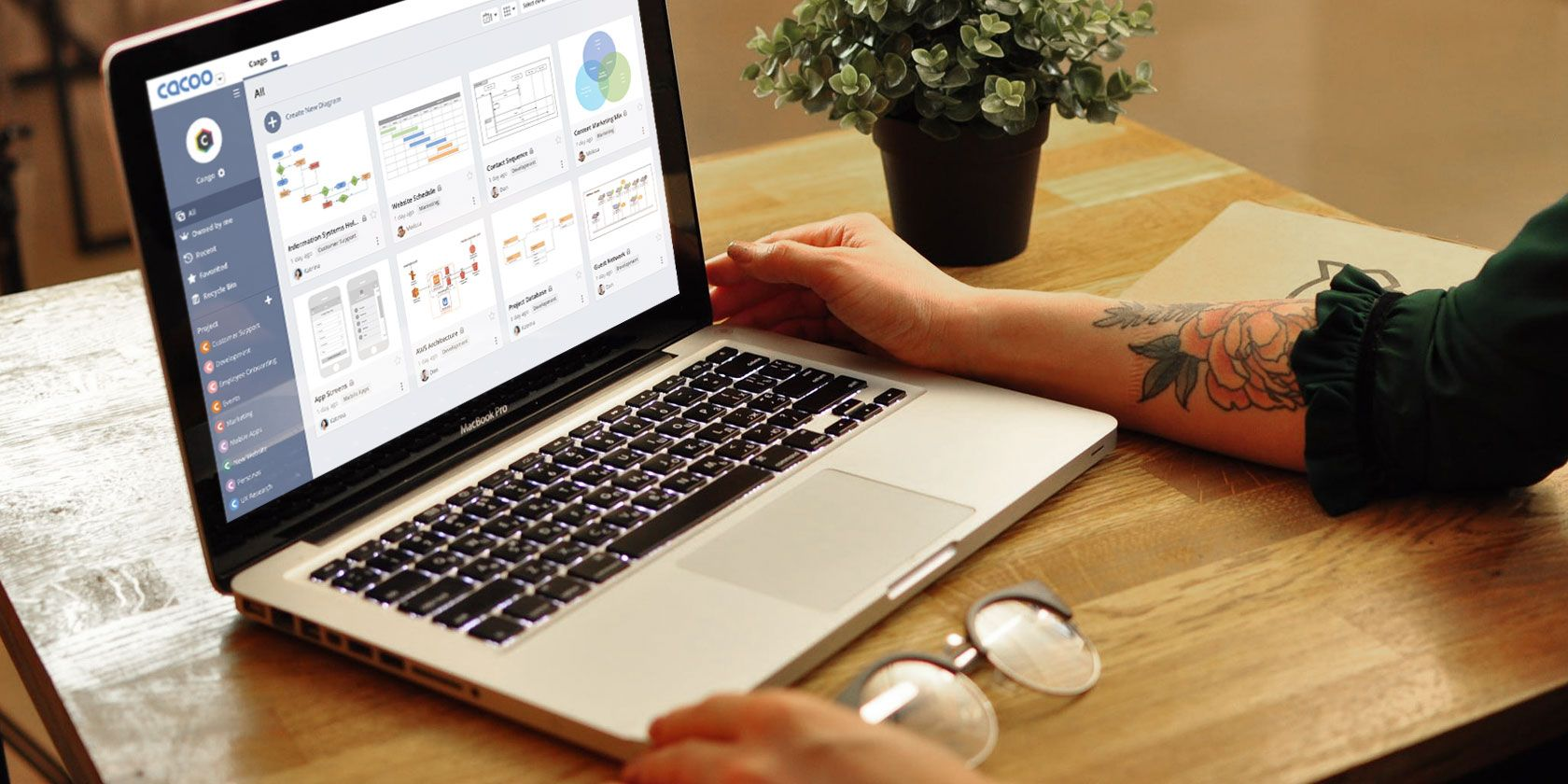 The 7 Best Free Online Flowchart Makers   MakeUseOf