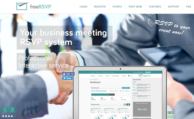 rsvp form tools for organized meetings