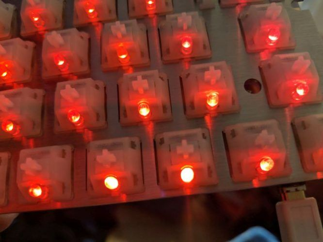 how to build your own mechanical keyboard