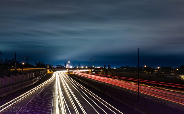 10 Reasons to Choose Manual Focus Over Autofocus When Shooting Photos light trails flickr