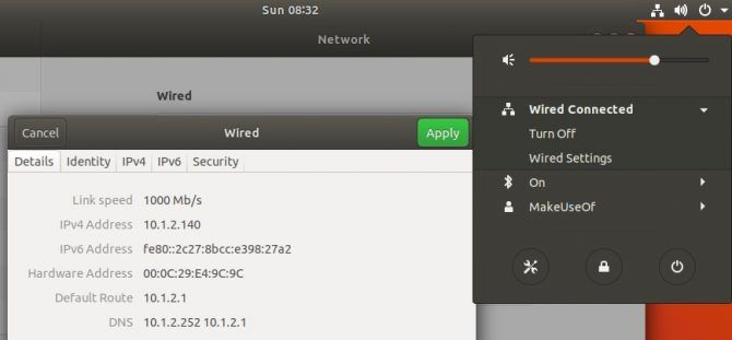 how to manage your ip address in linux